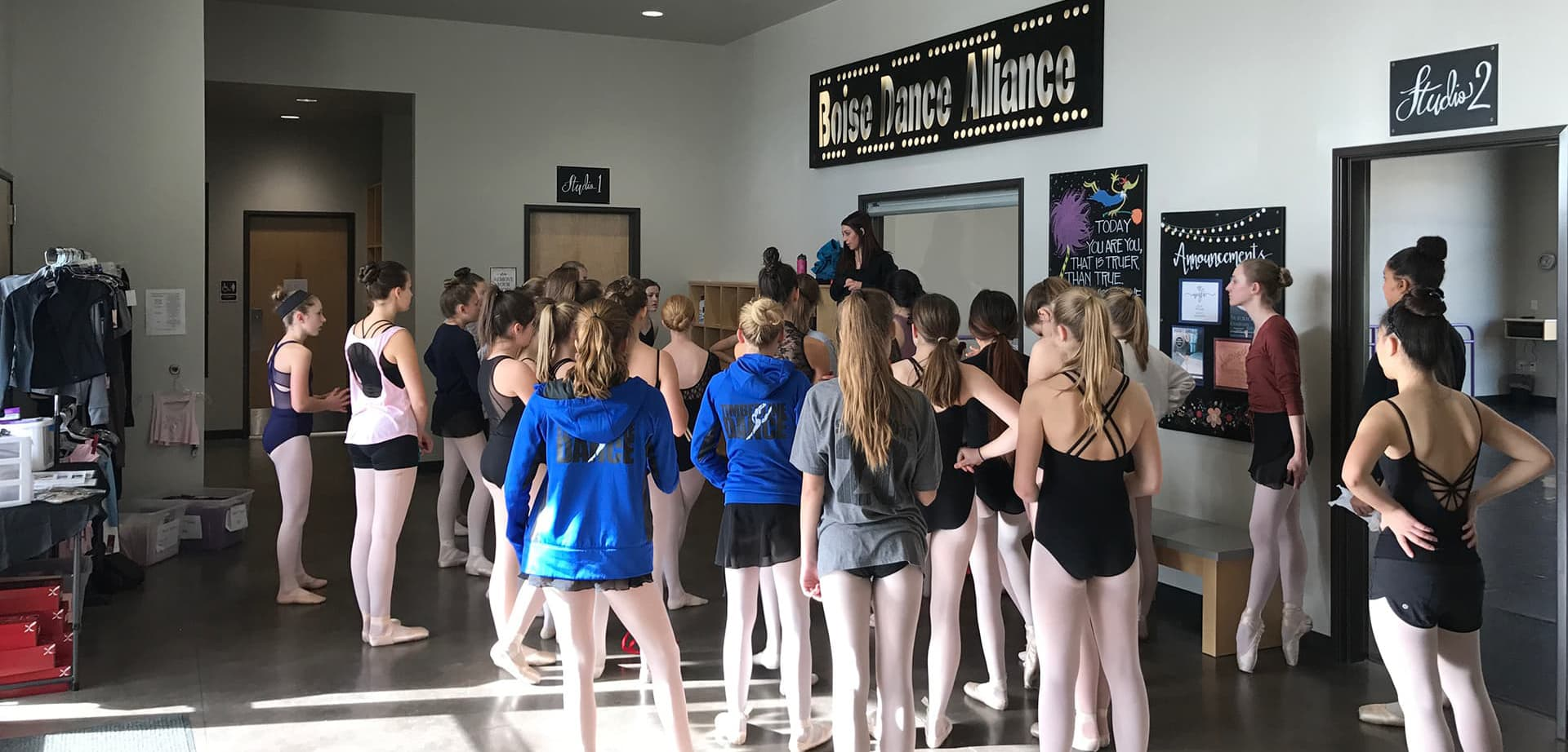 Boise Dance Registration Info