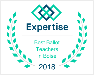 Expertise Award - Best Ballet Teachers in Boise 2018