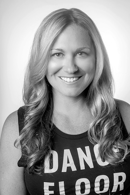 SHiNE Dance Fitness Instructor Christy Huszar